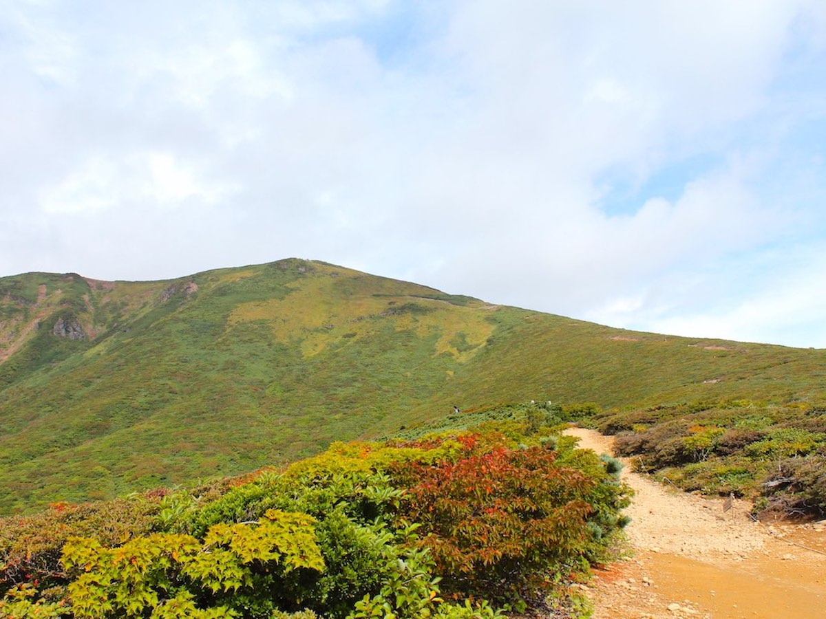 栗駒山登山コース
